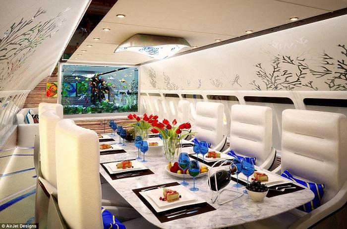 20 Luxury Interiors by Air Jet Designs 20 luxury interiors for your private jet 20 Luxury Interiors For Your Private Jet airjet3