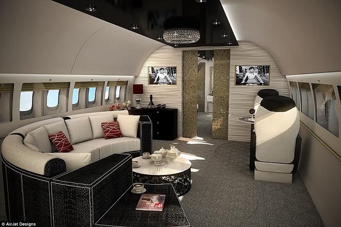 20 Luxury Interiors by Air Jet Designs 20 luxury interiors for your private jet 20 Luxury Interiors For Your Private Jet airjet5