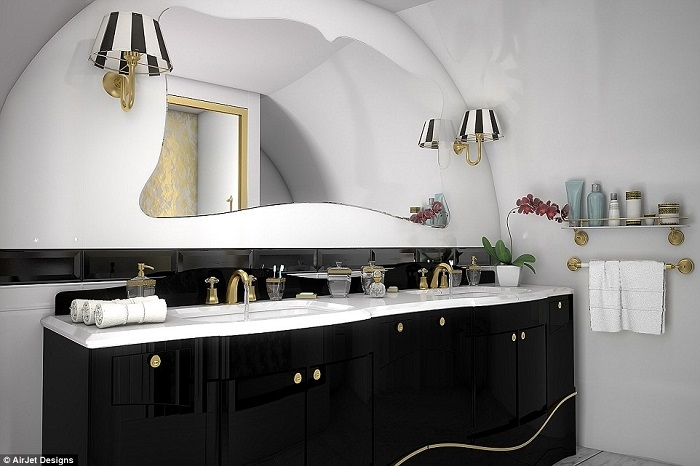 20 Luxury Interiors by Air Jet Designs 20 luxury interiors for your private jet 20 Luxury Interiors For Your Private Jet airjet6
