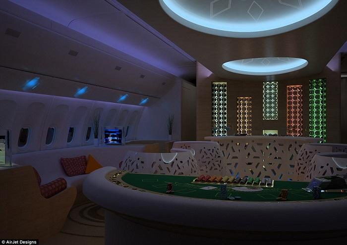 20 Luxury Interiors by Air Jet Designs 20 luxury interiors for your private jet 20 Luxury Interiors For Your Private Jet airjet9