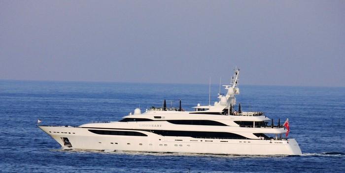 The Best Billionaire's Yacht The Best Billionaire's Yacht The Best Billionaire's Yacht yacht lion heart1