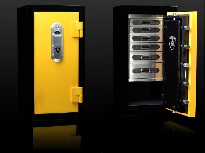 Top 10 – Most Luxurious Safes Top 10 – Most Luxurious Safes Top 10 – Most Luxurious Safes 10