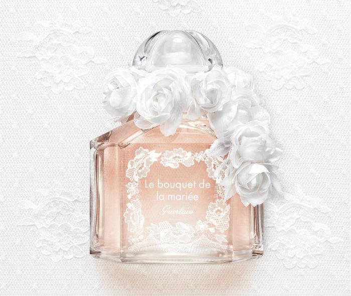 Le plus beau jour de ma vie: Guerlain's new fragrance