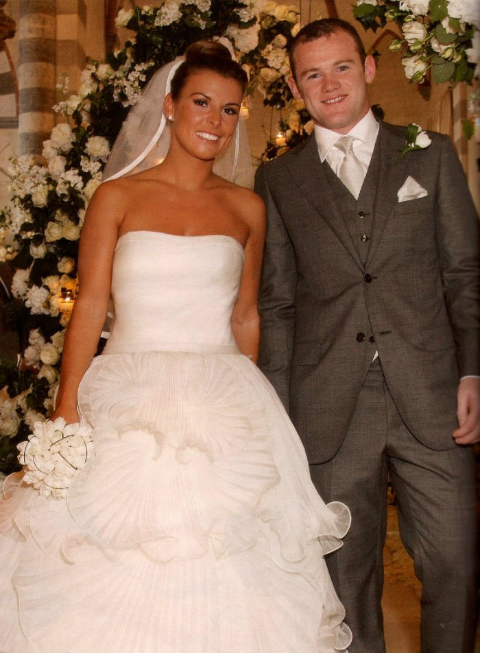 rooney 10 Outrageously Expensive Weddings 10 Outrageously Expensive Weddings rooney