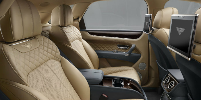 Bentley Bentayga The fastest SUV in the world1 Bentley Bentayga Bentley Bentayga: The fastest SUV in the world Bentley Bentayga The fastest SUV in the world1