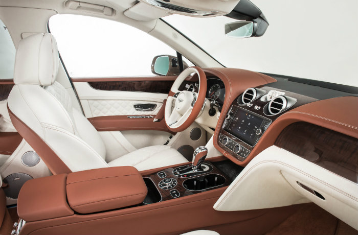 Bentley Bentayga The fastest SUV in the world3 Bentley Bentayga Bentley Bentayga: The fastest SUV in the world Bentley Bentayga The fastest SUV in the world3