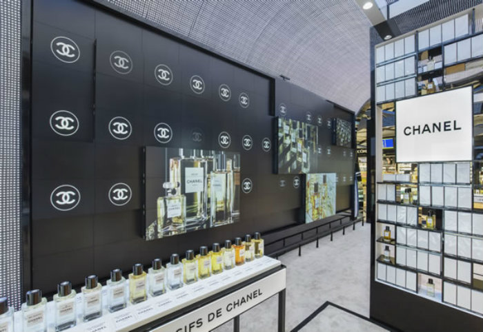 Chanel presents luxury fragrances2 luxury fragrances Chanel presents luxury fragrances Chanel presents luxury fragrances2
