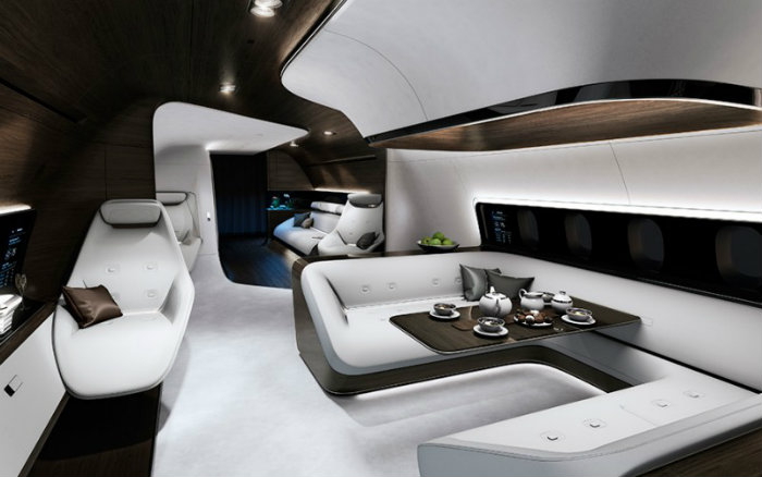 Mercedes-Benz VIP Jet Cabin4 Mercedes-Benz VIP Jet Cabin Mercedes-Benz VIP Jet Cabin Mercedes Benz VIP Jet Cabin4