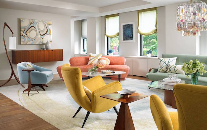 Best Interior Designers Living Room 10 At New York City