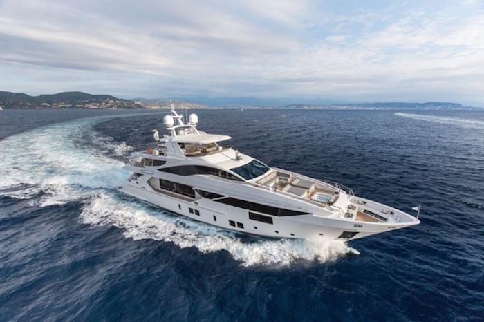 Vivace 125 Yacht11 Benetti Benetti Vivace 125 Yacht Benetti Vivace 125 Yacht11