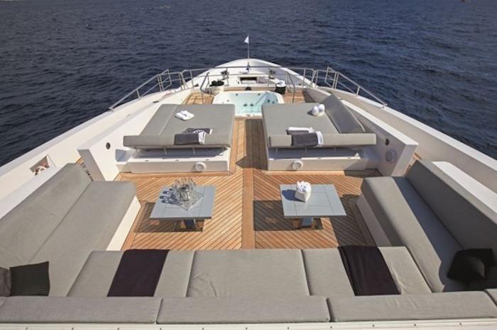 Luxury yacht ideas Benetti Benetti Vivace 125 Yacht Benetti Vivace 125 Yacht6