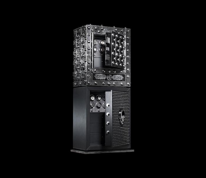 Luxury high tech safe high tech High Tech Antique Safe by Döttling Fusion 04