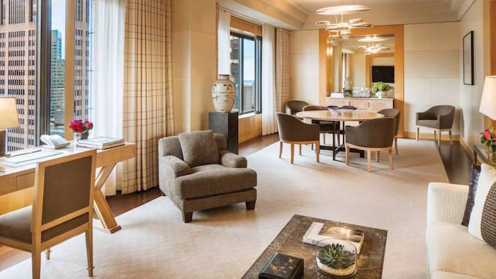 Luxury Hotels In New York City