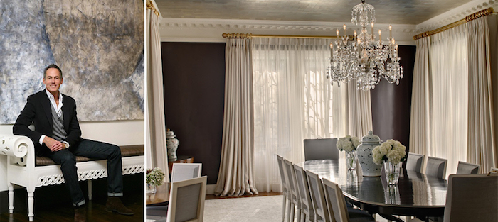 10 best interior designers at new york city for Top decorators new york