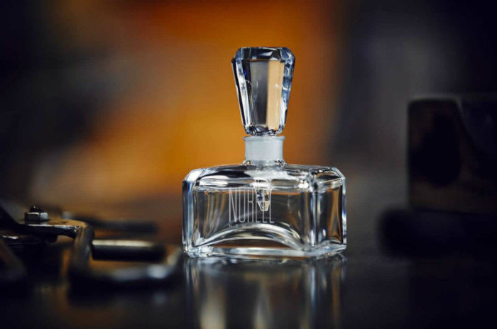 Exclusive Fragance Masterpiece Norell baccarat Norell and Baccarat together for an Exclusive Fragance Masterpiece Exclusive Fragance Masterpiece by Norell