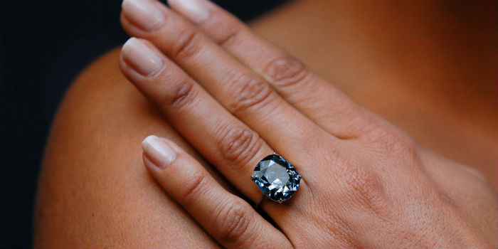 Blue Moon Diamond Sets New World Record In Auction