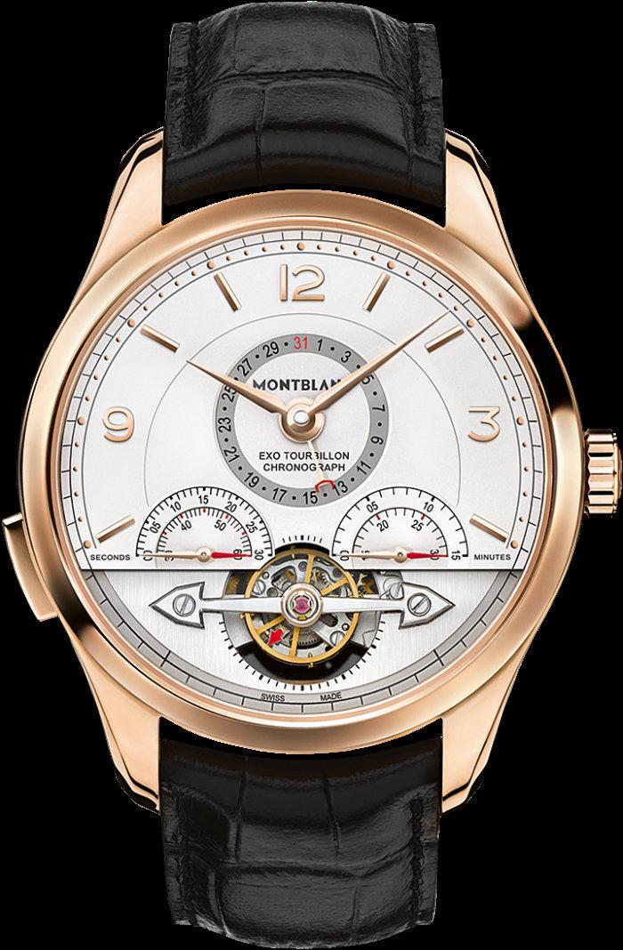 Heritage Chronométrie Ultra Slim montblanc Luxury Watch – Montblanc Heritage Chronométrie Ultra Slim Simplicity in a luxury watch Montblanc Heritage Chronom  trie Ultra Slim 2