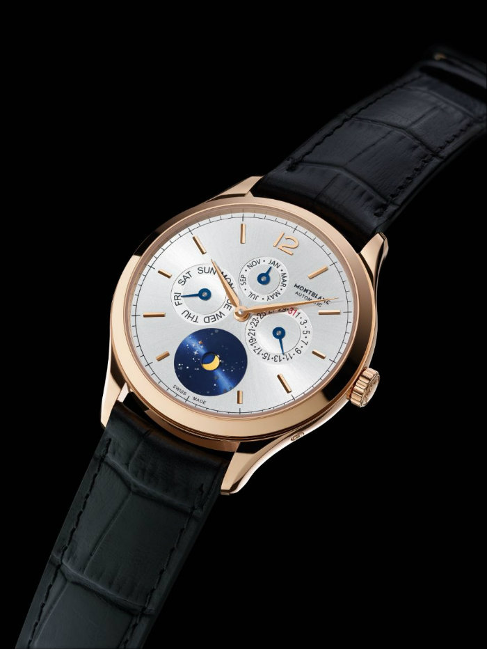 Simplicity in a luxury watch Heritage Chronométrie montblanc Luxury Watch – Montblanc Heritage Chronométrie Ultra Slim Simplicity in a luxury watch Montblanc Heritage Chronom  trie Ultra Slim 3