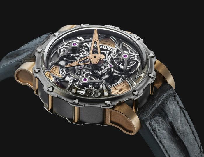 Luxury Watches - Antoine Preziuso Tourbillon des Tourbillons luxury watches 10 Outrageous Luxury Watches From 2015 Antoine Preziuso Tourbillon des Tourbillons