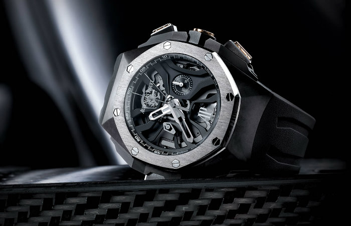 luxury watches luxury watches 10 Outrageous Luxury Watches From 2015 Audemars Piguet Concept Laptimer