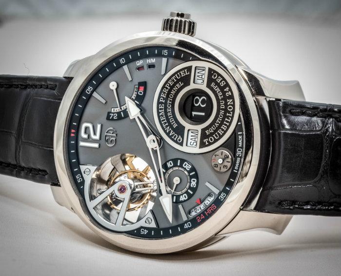 Luxury Watches - Greubel Forsey Tourbillon Perpetual Calendar  luxury watches 10 Outrageous Luxury Watches From 2015 Greubel Forsey Tourbillon Perpetual Calendar1