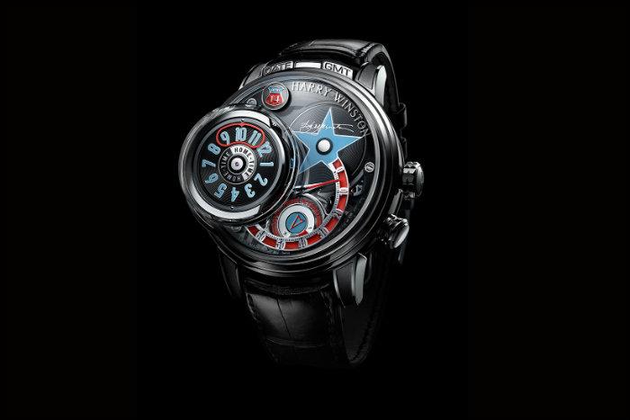 Harry Winston Opus 14 - luxury watches luxury watches 10 Outrageous Luxury Watches From 2015 Harry Winston Opus 14