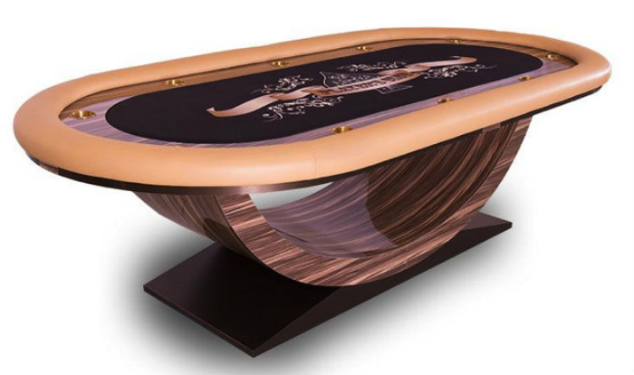 Luxury Poker Table gaming room 20 Playing Tables For a Luxury Gaming Room Luxury Poker Table