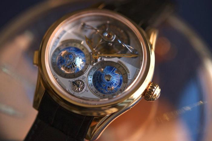 Luxury Watches - Montblanc Vasco da Gama Watch luxury watches 10 Outrageous Luxury Watches From 2015 Montblanc Vasco da Gama Watch