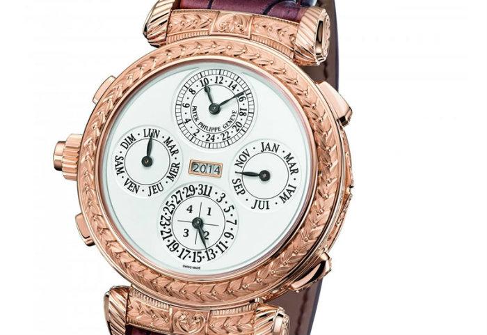 Patek Philippe Grandmaster Chime - luxury watches luxury watches 10 Outrageous Luxury Watches From 2015 Patek Philippe Grandmaster Chime