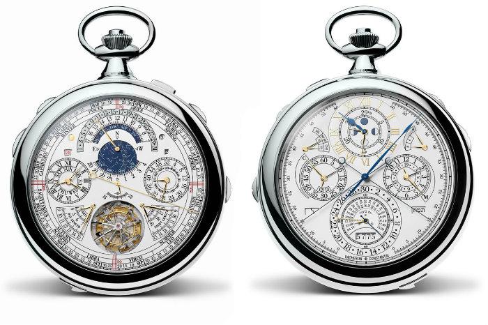 Vacheron Constantin Reference 57260 Pocket Watch - luxury watches luxury watches 10 Outrageous Luxury Watches From 2015 Vacheron Constantin Reference 57260 Pocket Watch