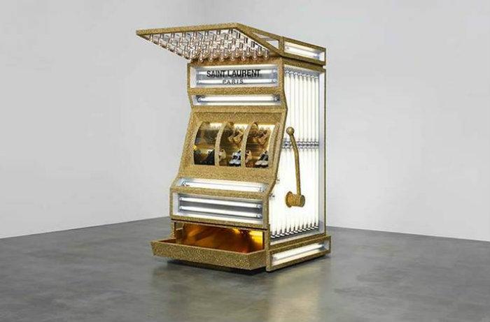 Yves Saint Laurent Gold Slot Machines yves saint laurent Yves Saint Laurent's Gold Slot Machines Yves Saint Laurent Gold Slot Machines