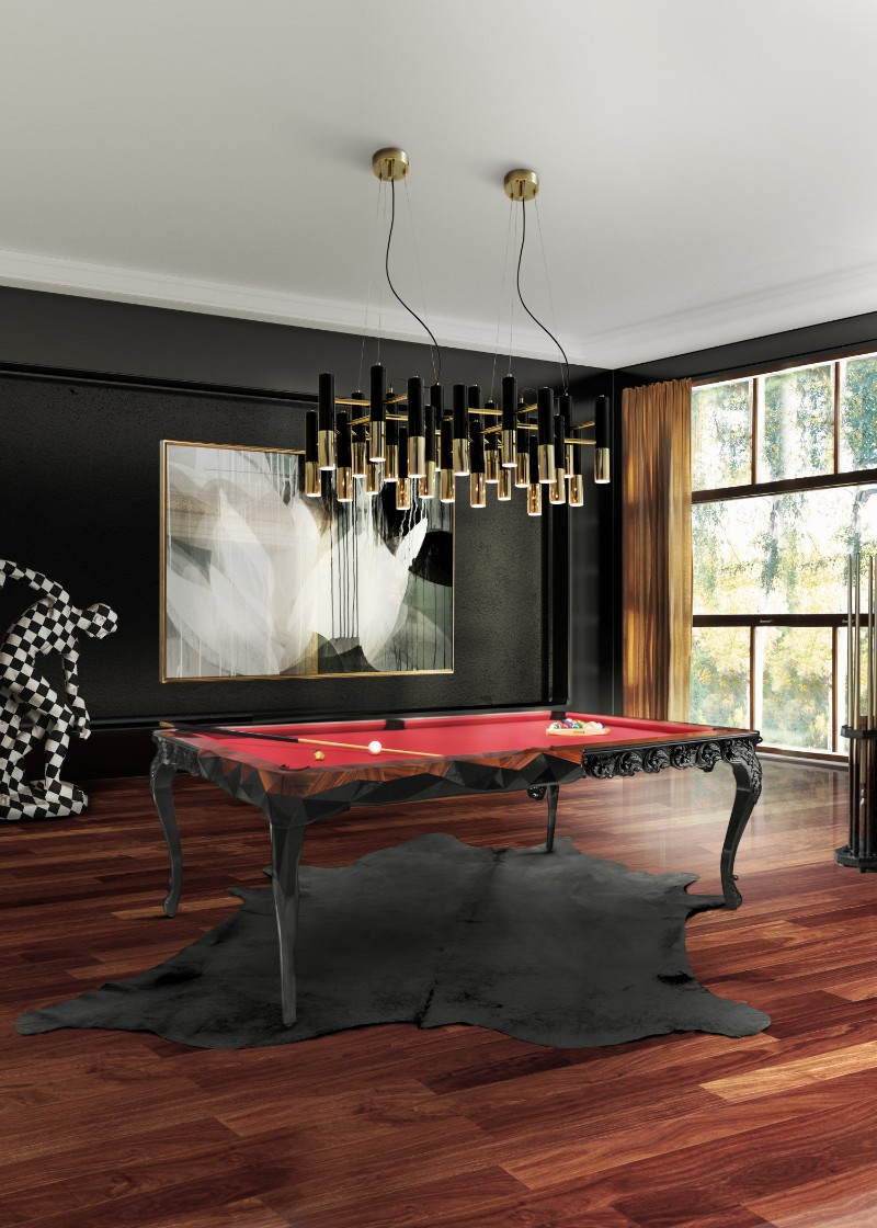gaming room 20 Playing Tables For a Luxury Gaming Room royal snooker cover 1