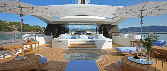 Top 3 Luxury Yachts Interiors Of Billionaires