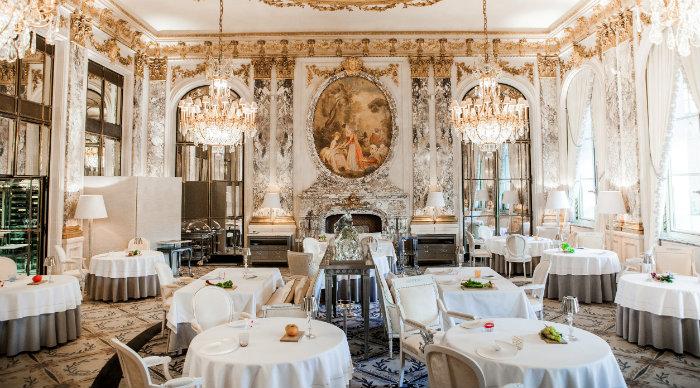 Luxury restaurant luxury safes for Restaurant cuisine francaise paris