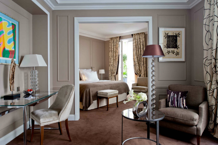 Where To Stay In Paris Luxury Hotels During Maison Et