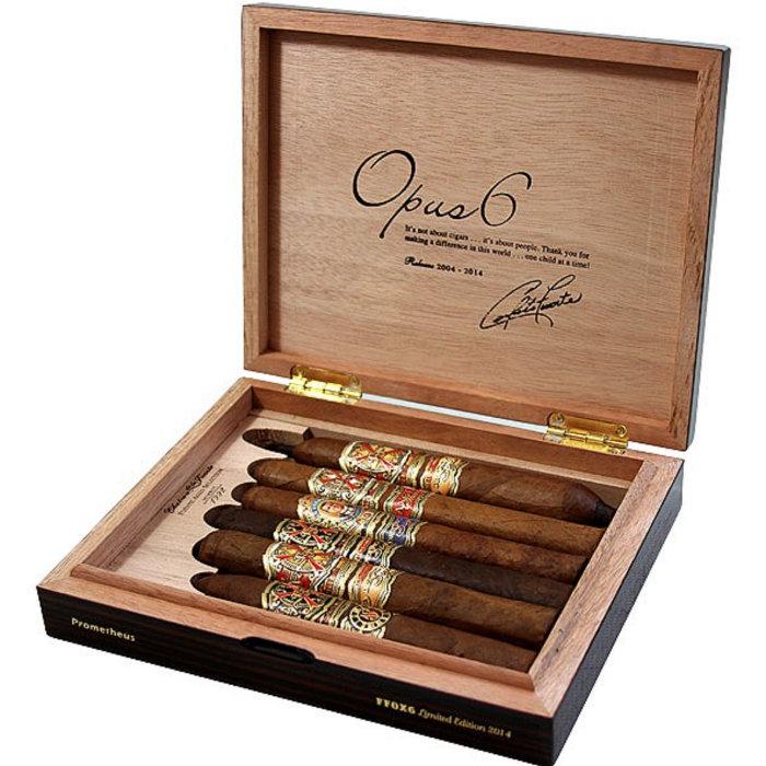 Arturo Fuente Opus 6 Cigars expensive cigars Top 10 World's Most Expensive Cigars Arturo Fuente Opus 6 Cigar