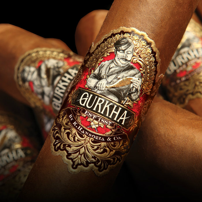 Gurkha World's Most Expensive Cigars expensive cigars Top 10 World's Most Expensive Cigars Gurkha Worlds Most Expensive Cigar