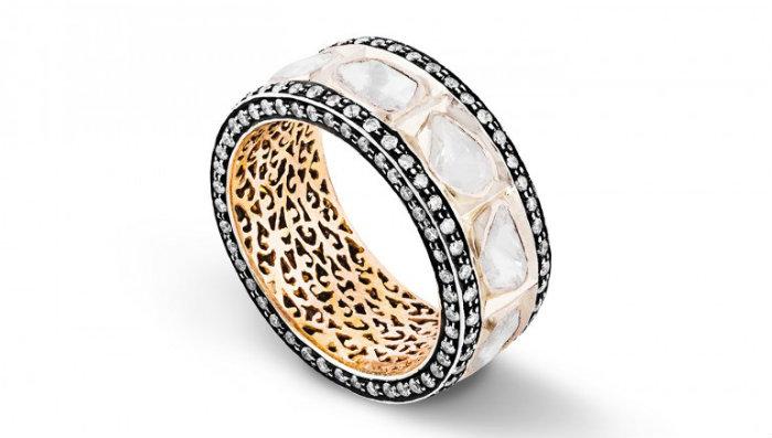 Sanjay Kasliwal handcraft Exclusive jewelry Exclusive Jewelry Exclusive Jewelry Pieces made by Rough-Cut Diamonds Sanjay Kasliwal handcraft jewelry
