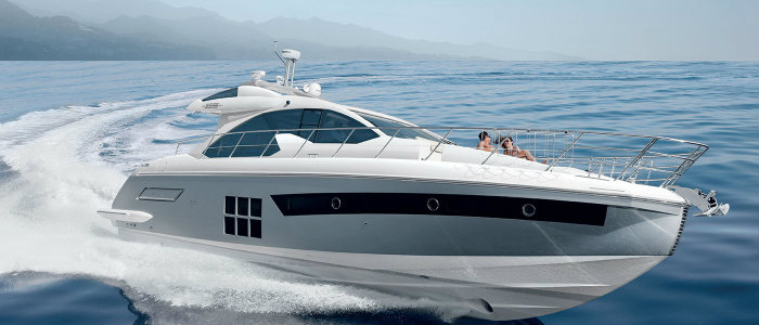 Have A Look At Azimut 55s Luxury Yacht