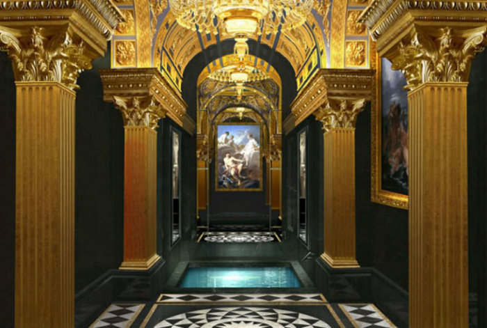 World s most expensive hotel in macau for Baroque hotel