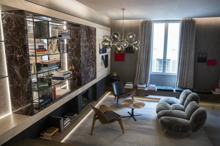 Private Suite Hotel Details fendi The Renovated Luxury Palazzo Fendi in Rome Private Suite Hotel Details