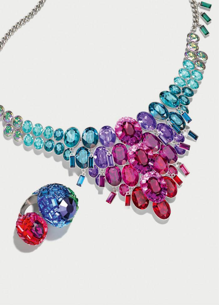 Crystal Jewelry Necklace Swarovski swarovski jewelry Brand New Swarovski  Jewelry SS16 Collection Crystal Jewelry Necklace Swarovski e44448bd7582