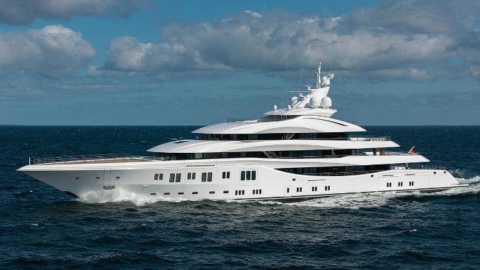 Lady Lara Luxury Yacht luxury yacht Top 5 Most Innovative Luxury Yacht Lady Lara Luxury Yacht