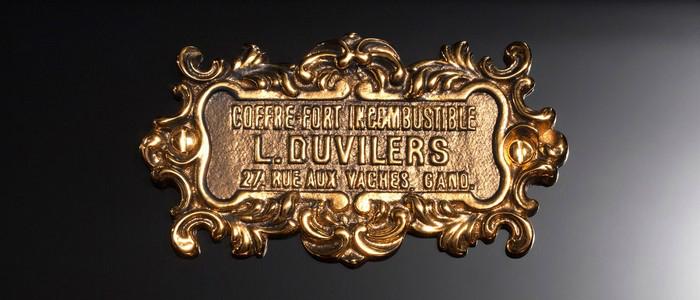 Döttling Restores 19th Century Luxury Safe- feature