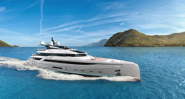 Yachting World superyacht New 66-metre Superyacht Concept Revealed Yachting World