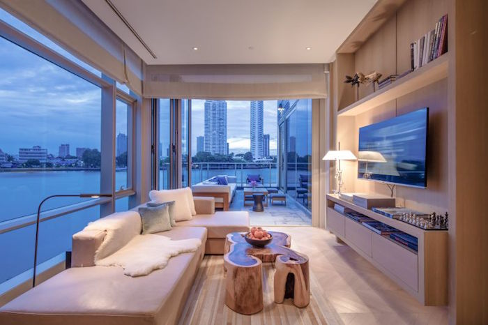 Luxury Waterfront Lifestyle Four Seasons Residence At