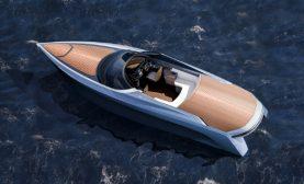 aston martin yacht
