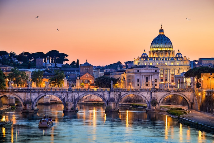 Rich history: 8 of Rome's secret places