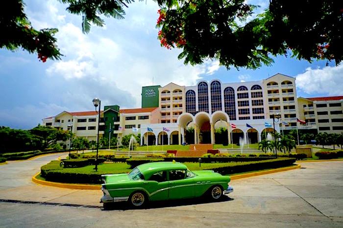 Century breakthrough: First US Luxury hotel in Havana