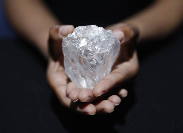 World's second largest diamond fails to sell diamond World's second largest diamond fails to sell Worlds second largest diamond fails to sell